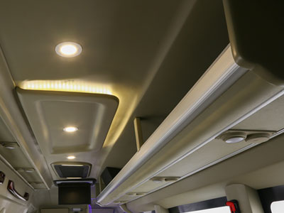 Commercial Vehicle Seating Systems & Interiors | Pinnacle