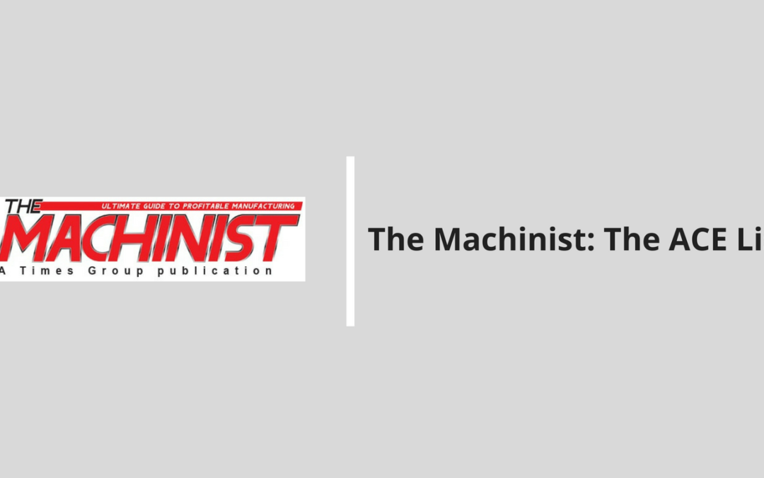 The Machinist: The ACE List 2017
